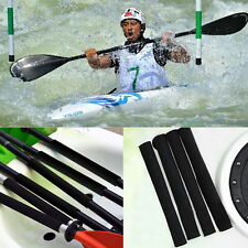 2 Pcs Kayaking Kayak Paddle Grips Prevent Rubs Blisters/Efficient Paddling Black