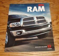 Original 2004 Dodge Truck Ram Deluxe Sales Brochure 04