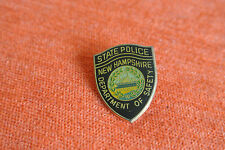 18130 PIN'S PINS USA NEW HAMPSHIRE STATE POLICE