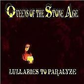 Superb rock double CD - QUEENS OF THE STONE AGE - LULLABIES TO PARALYSE - stoner
