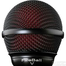NEW Audix Fireball V Dynamic Microphone w/ Volume Control Harp, Beat Box