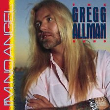 GREGG ALLMAN BAND CD - I'M NO ANGEL (2008) - NEW UNOPENED - ROCK