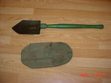 WW 2 WW ll US Army  Soldiers Folding Shovel With Cover, 1944, 1945