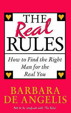 The Real Rules: How to Find the Right Man for the Real You,ACCEPTABLE Book