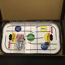 "New ""HIGH SPEED"" Table HOCKEY Game by STIGA Ultra-Fast ""Ice"" Sleek BLACK Frame"