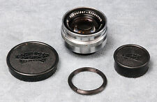 OLD SCHOOL SCHNEIDER COMPONAR 75MM F4.5 ENLARGING LENS