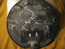SECRETS OF THE MOON stronghold inviolables ORIG PIC LP ruins of beverast alcest