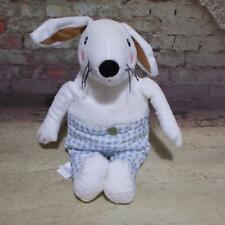 "Ikea Skogshare Plush Mouse Plaid Pants Rat Stuffed Animal 13"" Tall"