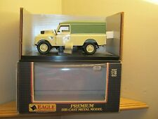 NEW EAGLE COLLECTIBLES LAND ROVER SERIES III 109 HARD TOP DIECAST *FREE SHIP*