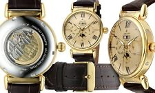 Jacot JC-W13032 Stonewell Collection Automatic Multi-Function Men's Watch