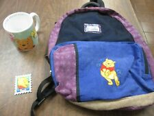 Winnie The Pooh Lot, 3 Pieces 1 Backpack, Magnet and Coffee Mug! 060515ame2