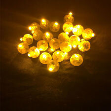 Lot 50Pcs Led  Ball Balloon Light for Paper Lantern  Lamps Wedding Party Dector