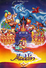 """""""aladdin"""" .... Classic Childrens Animated Movie Poster A1 A2 A3 A4sizes"""