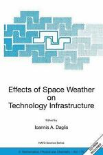 Effects of Space Weather on Technology Infrastructure, , Good Book