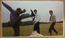 """Office Space GIANT Movie 42"""" x 24"""" Poster Print Work Rage Printer Man Cave Bar"""