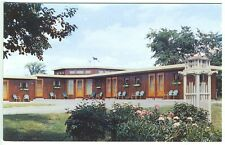 Watertown NY Hardy's Valley View Motel Postcard