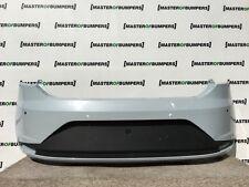 SEAT Leon Cupra FR 2013-2016 Paraurti Posteriore In Blu Con difusior [o24]