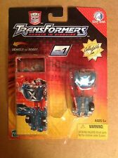 Transformers Robots in Disguise Crosswise figure sealed MOC Tiny Tins RID