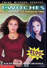 Power Of Two (Twitches) by Gilmour, H.B., Reisfeld, R., Good Book