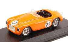 Ferrari 166 Barchetta #27 Winner Zanwoort 1950 H. Roosdorp 1:43 Model 0323