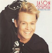 JASON DONOVAN - BETWEEN THE LINES - PWL - CD