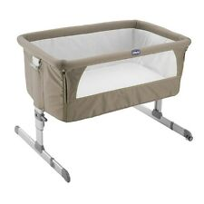 Chicco Next 2 Me Bedside  Co-Sleep Sleeping Baby Crib 2017 DOVE GREY NEW