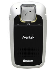 Avantalk kit mains libres voiture bluetooth noir