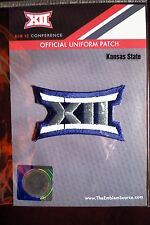 Official Licensed NCAA College Football Kansas State BIG 12 Conference Patch