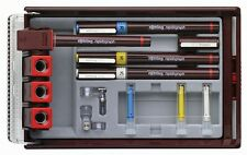 Rotring Rapidograph Master Pen Station - 4 Pens