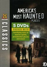 History Classics: America's Most Haunted Places [5 D DVD Region 1