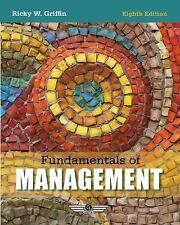 Fundamentals of Management, Griffin, Ricky, INSTRUCTOR'S edition