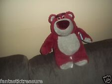 "PLUSH DOLL FIGURE LOTSO BEAR DISNEY STORE TOY STORY 3 ""STRAWBERRY SMELL"""