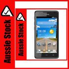 UNLOCKED HUAWEI ASCEND Y530 Android 4.3 BLUE TICK NEXT G phone 4GB INTERNAL