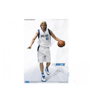 1/6 Real Masterpiece NBA Dirk Nowitzki Dallas Mavericks Enterbay