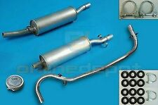 FIAT DUCATO 1.9TD 2.5TD 1986-1994 Full exhaust system + mounting kit