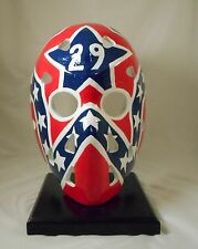 Mike Palmateer Vintage Full Sized Replica Goalie Mask - Washington Capitals