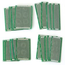 20pcs 4Size Double-Side Protoboard Circuit Universal DIY Prototype PCB Board