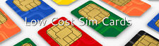 GSM Security System Sim Cards with call plan specifically for security systems