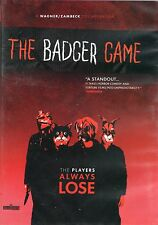 The Badger Game DVD Intervision Joshua Wagner Thomas Zambeck