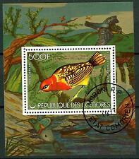 COMORO ISLANDS - COMORE - BF - 1978 - Uccelli - Foudia eminentissima