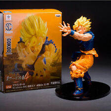 Anime Dragon Ball Z DBZ SCultures Tenkaichi 4 Son Gokou Collection Figure Toys