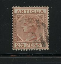 Antigua  13  used   catalog $65.00      KEL1126