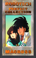 ROBOTECH Perfect Collection MACROSS Vol 6 Episodes 11 &12 CARL MACEK 1994 NEW!