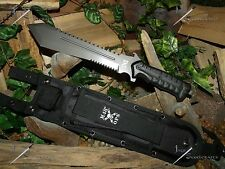 "United Cutlery/M48/Survival knife/Machete/Sword/M.O.L.L.E/Zombie/Titanium/16""+"