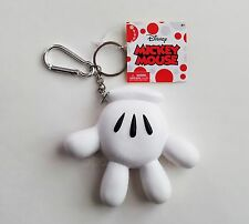 Disney - Mickey Mouse Glove Coin Holder Keychain/Keyring - Backpack Clip 85177