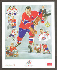 2009 Montreal Journal Canadiens' 100th Anniversary Tribute, Boom Boom Geoffrion