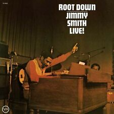 Jimmy Smith - Root Down [New Vinyl] 180 Gram