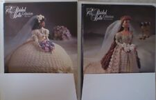 Annie's Attic Bridal Belle Collection Bride Set Crochet Bed Doll Patterns 13