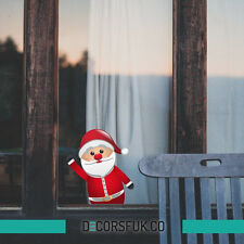 Funny Santa Christmas Stickers - Christmas windows stickers - Santa stickers