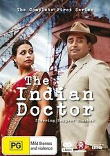 The Indian Doctor: The Complete First Series DVD NEW